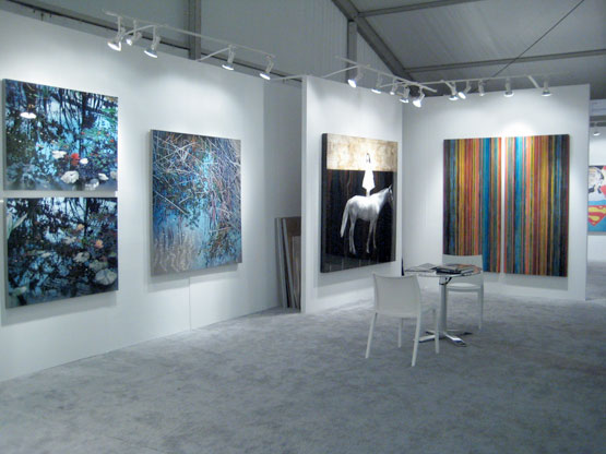 Myers Contemporary Impresses at Red Dot