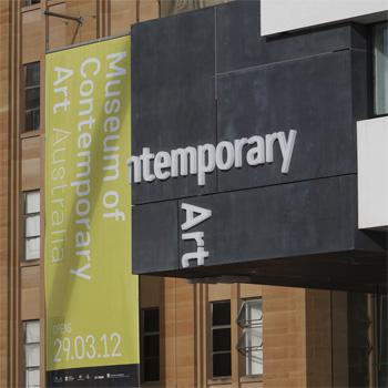 Museum of Contemporary Art Australia. Photo by Brett Boardman.