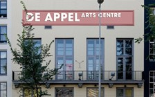 De Appel arts centre is opening its new permanent premises with Topsy Turvy‏
