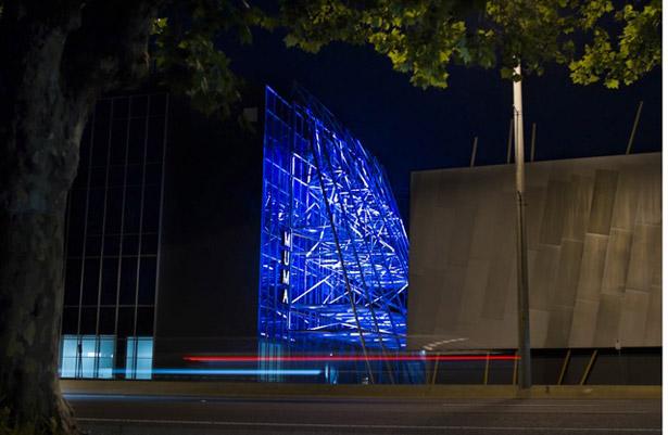 Residency program at Monash University's Faculty of Art Design & Architecture in Melbourne, Australia