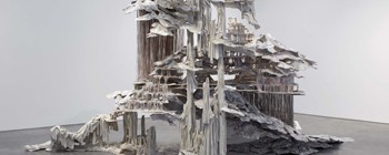 Diana Al-Hadid at Weatherspoon Art Museum at the University of North Carolina at Greensboro‏