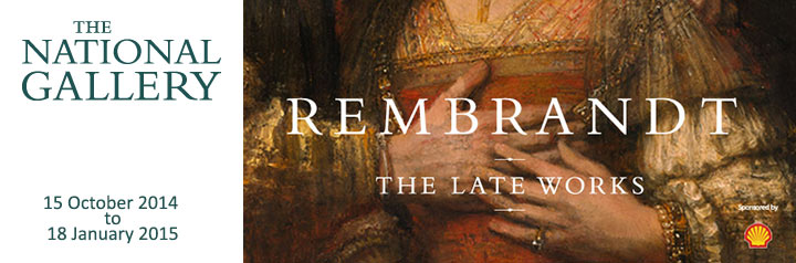 Rembrandt: The Late Works at national Gallery