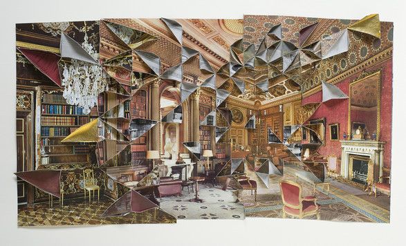 Abigail Reynolds, The Ruins of Time: Lost Libraries of the Silk Road. Courtesy ROKEBY. © Abigail Reynolds.